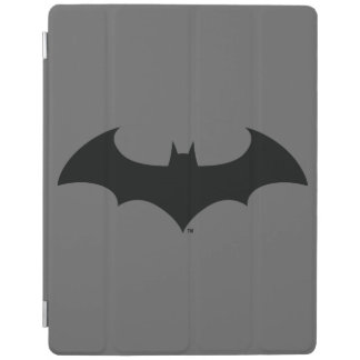 Batman Symbol | Simple Bat Silhouette Logo iPad Cover