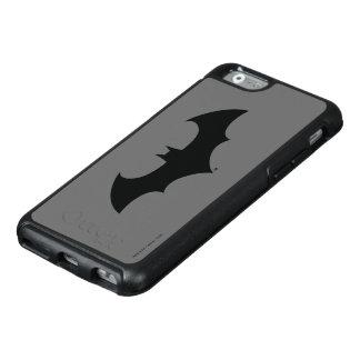 Batman Symbol   Simple Bat Silhouette Logo OtterBox iPhone 6/6s Case