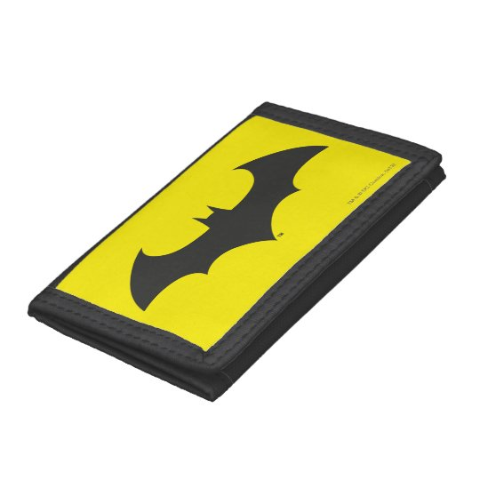 Batman Symbol | Simple Bat Silhouette Logo Trifold