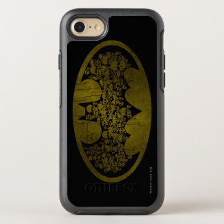 Batman Symbol | Skulls in Bat Logo 2 OtterBox Symmetry iPhone 8/7 Case