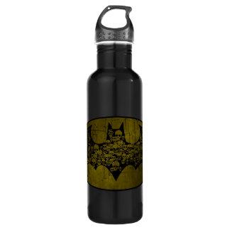 Batman Symbol | Skulls in Bat Logo 710 Ml Water Bottle