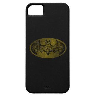 Batman Symbol | Skulls in Bat Logo iPhone 5 Cover