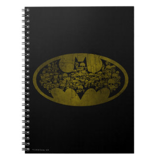 Batman Symbol | Skulls in Bat Logo Notebook