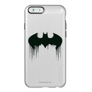 Batman Symbol   Spraypaint Logo Incipio Feather® Shine iPhone 6 Case