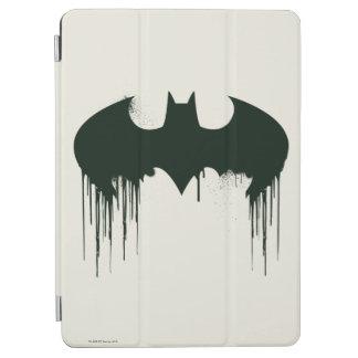 Batman Symbol | Spraypaint Logo iPad Air Cover