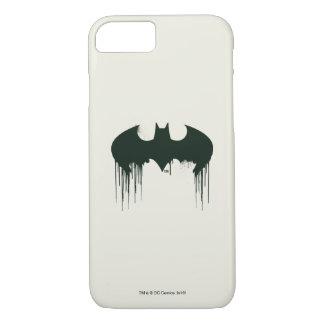 Batman Symbol | Spraypaint Logo iPhone 8/7 Case
