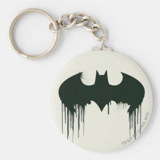 Batman Symbol | Spraypaint Logo Key Ring