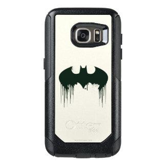 Batman Symbol | Spraypaint Logo OtterBox Samsung Galaxy S7 Case