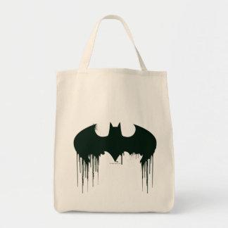 Batman Symbol | Spraypaint Logo Tote Bag