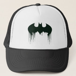 Batman Symbol | Spraypaint Logo Trucker Hat