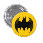 Batman Symbol | Streak Logo 3 Cm Round Badge