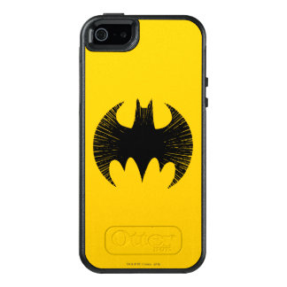 Batman Symbol | Streak Logo OtterBox iPhone 5/5s/SE Case