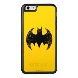 Batman Symbol   Streak Logo OtterBox iPhone 6/6s Plus Case