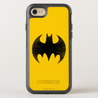 Batman Symbol | Streak Logo OtterBox Symmetry iPhone 8/7 Case