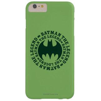Batman Symbol | The Legend Logo Barely There iPhone 6 Plus Case