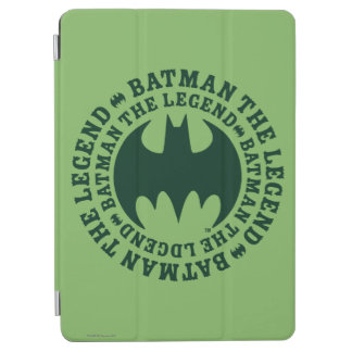 Batman Symbol | The Legend Logo iPad Air Cover
