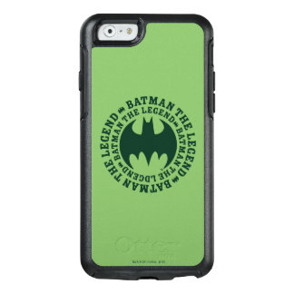 Batman Symbol | The Legend Logo OtterBox iPhone 6/6s Case