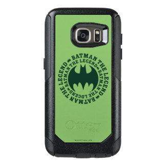 Batman Symbol | The Legend Logo OtterBox Samsung Galaxy S7 Case