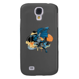 Batman Throw Galaxy S4 Case