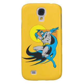 Batman Throws Batarang 2 Galaxy S4 Case