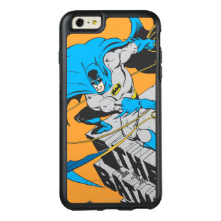 Batman Throws Batarang on Rooftop OtterBox iPhone 6/6s Plus Case