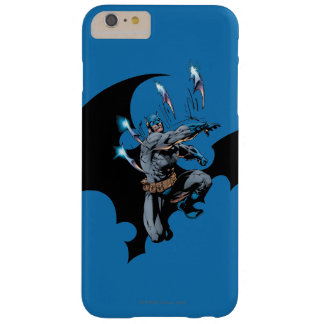 Batman throws weapons barely there iPhone 6 plus case