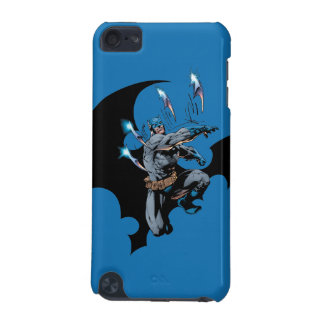 Batman throws weapons iPod touch 5G cover