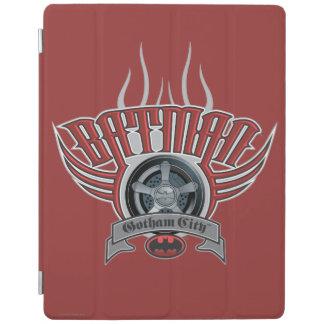 Batman | Tire Rim Logo iPad Cover
