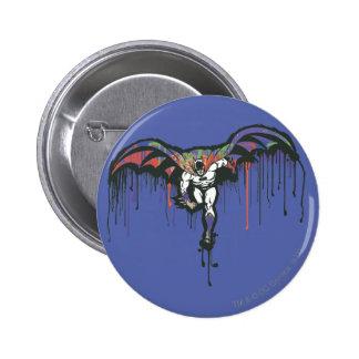 Batman - Twisted Innocence Poster 6 Cm Round Badge