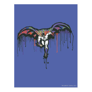 Batman - Twisted Innocence Poster Postcard