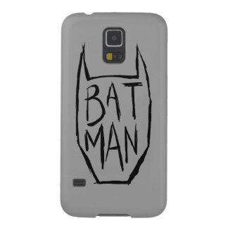 Batman Type in Head Case For Galaxy S5