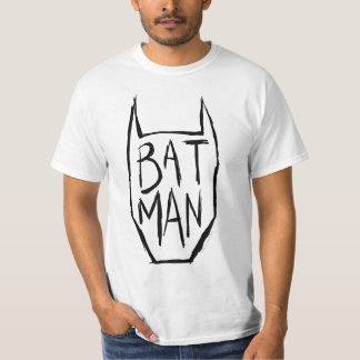 Batman Type in Head T-Shirt