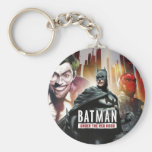 Batman Under The Red Hood Key Ring