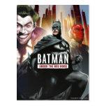 Batman Under The Red Hood Postcard