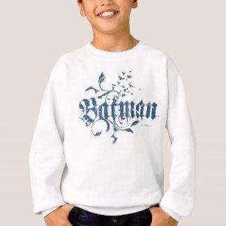 Batman   Urban Blue Logo Sweatshirt