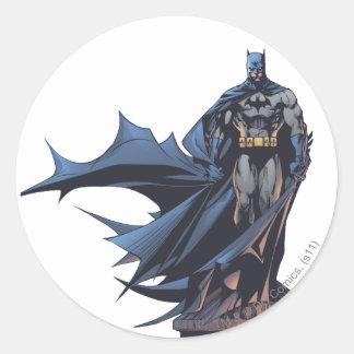 Batman Urban Legends - 10 Classic Round Sticker