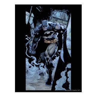 Batman Urban Legends - 6 Postcard