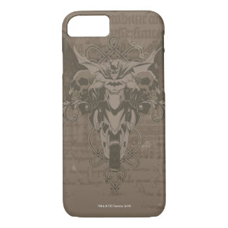 Batman Urban Legends - Batman Calligraphy iPhone 8/7 Case