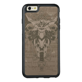 Batman Urban Legends - Batman Calligraphy OtterBox iPhone 6/6s Plus Case