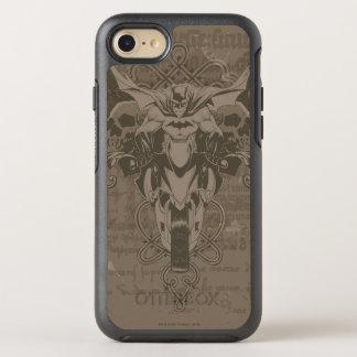 Batman Urban Legends - Batman Calligraphy OtterBox Symmetry iPhone 8/7 Case