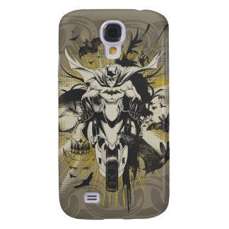 Batman Urban Legends - Batmobile & Chain Galaxy S4 Case