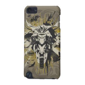 Batman Urban Legends - Batmobile & Chain iPod Touch 5G Covers