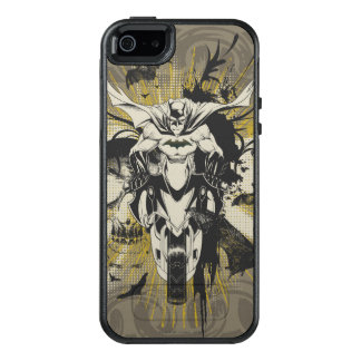 Batman Urban Legends - Batmobile & Chain OtterBox iPhone 5/5s/SE Case