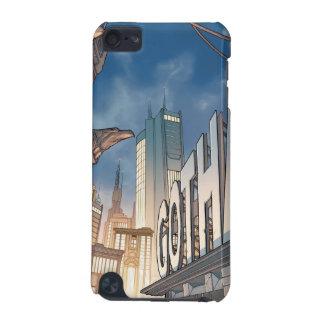 Batman Urban Legends - BG 1 - Gotham City iPod Touch 5G Case