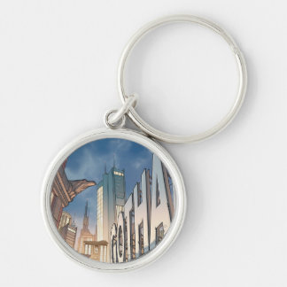 Batman Urban Legends - BG 1 - Gotham City Key Ring