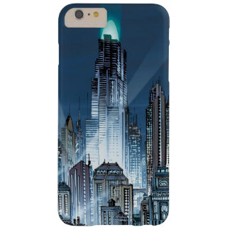Batman Urban Legends - BKGD 1 Barely There iPhone 6 Plus Case