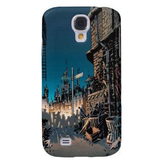 Batman Urban Legends - BKGD 2B Galaxy S4 Case