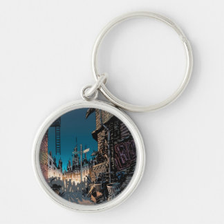 Batman Urban Legends - BKGD 2B Key Ring