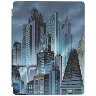 Batman Urban Legends - BKGD 3 iPad Cover