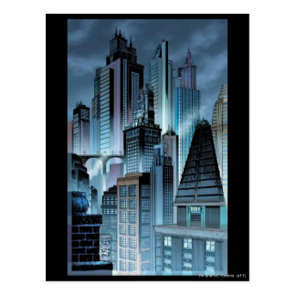 Batman Urban Legends - BKGD 3 Postcard